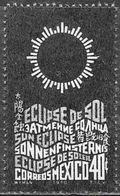 Messico/Mexico/Mexique: Eclisse Di Sole, Solar Eclipse, éclipse Solaire - Astronomia