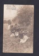 Vente Immediate Guerre 14-18 Zouaves En Embuscade Aux Environs De Lassigny ( Zouave ) - Lassigny