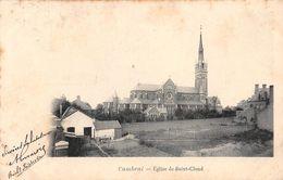 CAMBRAI - Eglise De Saint Cloud - Cambrai