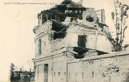 LA COMMUNE 1871(NEUILLY) - Histoire