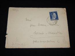 Germany 1942 Stettin Censored Cover To Sweden__(L-9971) - Deutschland