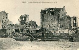 LA COMMUNE 1871(PARIS) SAINT CLOUD - Geschiedenis