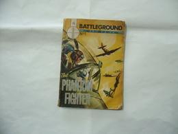 FUMETTO BATTLEGROUND N.1 THE PHANTOM FIGHTER - BD Britanniques