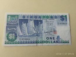 1 Dollar 1987 - Singapore