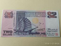 2 Dollars 1997 - Singapore