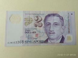 2 Dollars 2010 - Singapore
