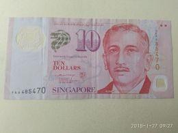 10 Dollars 2004 - Singapore