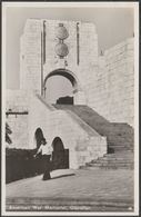 American War Memorial, Gibraltar, C.1950 - Rex RP Postcard - Gibraltar
