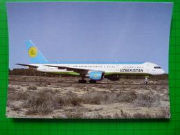 B 757  UZBEKISTAN   VP BUB - 1946-....: Moderne