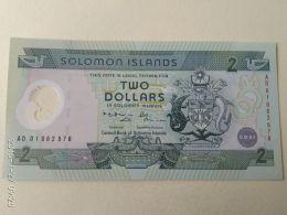 2 Dollari 2001 - Salomons