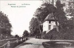 ARGENTEAU - Le Château - La Maison Du Jardinier - Oblitération De 1910 - Visé