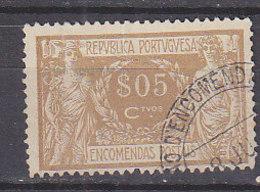 PGL - PORTUGAL COLIS N°3 - Oblitérés