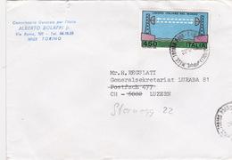 Brief In Die Schweiz (br2704) - 6. 1946-.. Repubblica