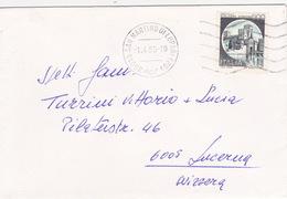 Brief In Die Schweiz (br2708) - 6. 1946-.. Repubblica