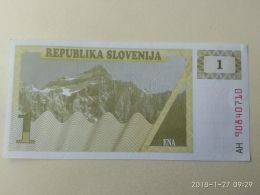 1 Tolar - Slovenia