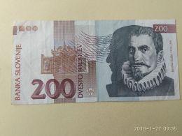 200 Tolarjev 1997 - Slovenia