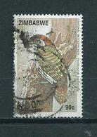 1992 Zimbabwe Birds,oiseaux,vögel Used/gebruikt/oblitere - Zimbabwe (1980-...)