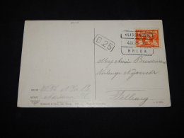 Netherlands 1925 Vlissingen Postcard To Tilburg__(L-9519) - Periode 1891-1948 (Wilhelmina)