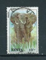 1992 Kenia Elephant,animal,dieren,tiere Used/gebruikt/oblitere - Kenia (1963-...)