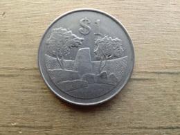 Zimbabwe  1  Dollar  1993  Km 6 - Zimbabwe