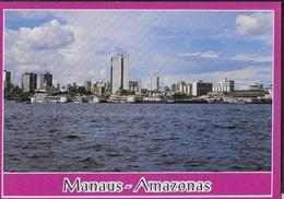 BRASILE - MANAUS - AMAZONAS - BAIA DO RIO NEGRO E PORTO - NUOVA NV - Manaus