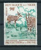 1977 Niger Animal Protection Used/gebruikt/oblitere - Niger (1960-...)