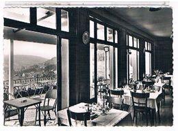 88  LE  THOLY  HOTEL  GERARD    SALLE  A  MANGER   TERRASSE     CPSM TBE  1V924 - Frankrijk