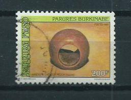 1993 Burkina Jewels,sieraden Used/gebruikt/oblitere - Burkina Faso (1984-...)