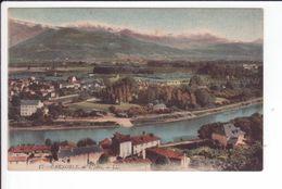 CPA 17 - GRENOBLE - L'Isère - Grenoble