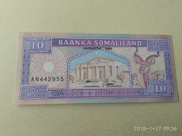 10 Shillings 1996 - Somalia