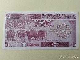 5 Shilin 1987 - Somalia