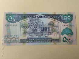 500 Shilin 2006 - Somalia
