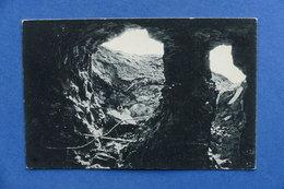 Cartolina Miniere Di Cogne - Filone Di Licone - Interno - 1910 Ca. - Italie