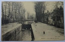 Herry - Le Canal Et L'écluse - TBE - Otros Municipios
