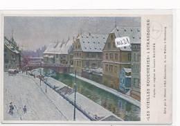 CPM GF-10221 - 67 - Strasbourg - Les Veilles Boucheries D'après Lucien Blumer - Strasbourg