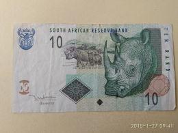 10 Rand 2005 - Sudafrica