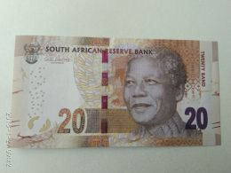 20 Rand 2013 - Sudafrica