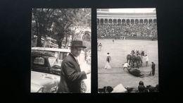 MÉLI - MELO DE 120 PHOTOS PROVENANT DE DIFFERENTS ALBUMS ESPAGNE SÉVILLE AUTRICHE TIROL ANNÉES 1930 à 1970 - Albums & Collections