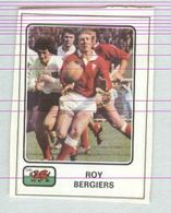 ROY BERGIERS...PAYS DE GALLES...TEAM....RUGBY....SPORT - Rugby
