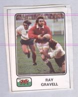 RAY GRAVELL....PAYS DE GALLES...TEAM....RUGBY....SPORT - Rugby