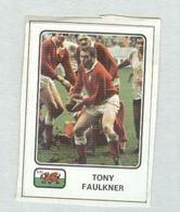 TONY FAULKNER....PAYS DE GALLES...TEAM....RUGBY....SPORT - Rugby