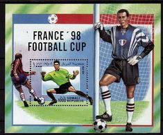 SOMALIE   BF   * *    Cup 1998   Football    Soccer    Fussball - Coupe Du Monde