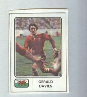 GERALD DAVIES....PAYS DE GALLES...TEAM....RUGBY....SPORT - Rugby