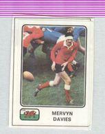 MERVYN DAVIES....PAYS DE GALLES...TEAM....RUGBY....SPORT - Rugby