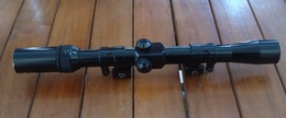 Lunette 3X-7X20 DIANA - Armes Neutralisées