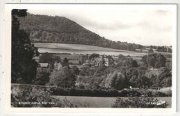 STOKESAY CASTLE - East View - Shropshire