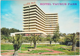 Gf. PLAYA DE PALMA. Hotel Taurus Park. 2458 - Palma De Mallorca
