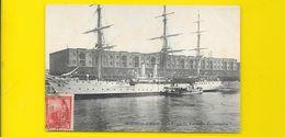 """BUENOS AIRES """"Fragata Escuela Sarmiento"""" Messageries Maritimes Argentine - Argentine"""
