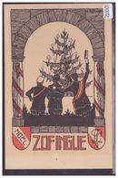 ZOFINGUE - SOCIETE D'ETUDIANTS - STUDENT SOCIETY - TB - Autres