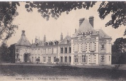 Carte 1920 ARROU / CHATEAU DE LA BRUNETIERE - France
